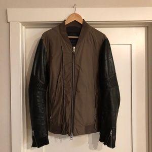 All Saints Bomber Jacket